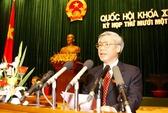 Phân công 6 Ủy viên Bộ Chính trị vào Ban Bí thư