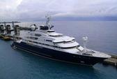 Quý tử độc tài châu Phi mua siêu du thuyền