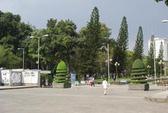 Ngừng xây dựng khu vui chơi tại Công viên Lê Văn Tám