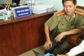 Vụ chết người ở công an huyện: Vợ nạn nhân biết mặt kẻ gạ tình