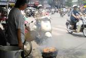 Hãi hùng thức ăn đường phố