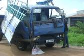 Tàu lửa tông xe tải, 3 người chết thảm