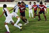 U16 VN thảm bại 0-5 trước U16 Singapore