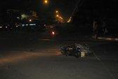 Xe tải, xe máy đua tốc độ, 1 người chết thảm