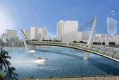 Xúc tiến xây cầu bộ hành vượt sông Sài Gòn