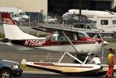 Hai máy bay đâm nhau giữa trời Alaska
