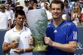 Andy Murray bất ngờ vô địch Cincinnati Masters