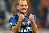 Sneijder từ chối M.U