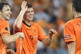Thêm Hà Lan giành vé đến EURO 2012