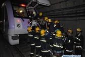Trung Quốc: Đụng tàu điện ngầm, hàng trăm người bị thương