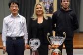 Lê Quang Liêm mất ngôi đầu bảng giải SPICE Cup