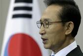 Tổng thống Hàn Quốc từng bán hàng rong