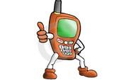 Vi khuẩn tiêu chảy làm ổ trong điện thoại di động