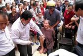 Sẽ xây trung tâm khám, chữa bệnh cho lương y Võ Hoàng Yên