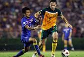 Bóng đá Thái Lan: 2 ngày, 2 nỗi đau