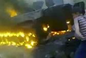 Phe nổi dậy Syria lần đầu bắn tên lửa