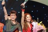 Mỹ Tâm thắng lớn giải Làn sóng xanh 2011