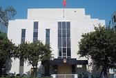 Lãnh sự quán Trung Quốc ở Los Angeles bị tấn công