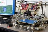 NASA làm bánh pizza bằng... máy in 3D