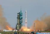 Phi thuyền Thần Châu 10 vào quỹ đạo thành công
