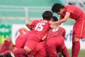 Giải VĐ bóng đá nữ ĐNA 2012: Việt Nam thắng Myanmar