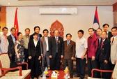 Việt Nam giúp Lào phát triển Vovinam