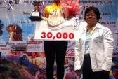 Thùy Dung giữ Áo vàng, mất Áo xanh chung cuộc Giải Xe đạp Thái Lan