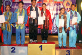 VN tạm dẫn đầu Giải Vô địch Vovinam Đông Nam Á