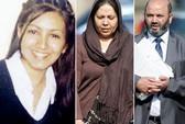 Cha mẹ giết con gái, quăng xác xuống sông