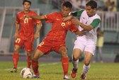 VFF Cup 2012: VN thua Turkmenistan vì sai lầm hàng thủ
