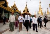 """Ông Obama mang """"quyền lực mềm"""" đến Myanmar"""