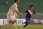 Khai mạc VFF Cup 2012: Lào nếm trải vị cay kim chi