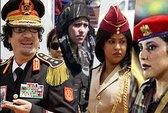 Nữ cận vệ của đại tá Gaddafi bị đâm chết ở Ai Cập
