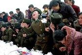 Một thứ trưởng bị tử hình vì uống rượu trong quốc tang Kim Jong-il