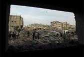 Israel không kích trụ sở Hamas