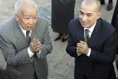 Những hình ảnh đáng nhớ của cựu vương Norodom Sihanouk
