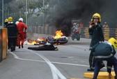 Ngôi sao Motor chết thảm ở đường đua Macau