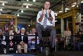 Mitt Romney bất ngờ đả kích Trung Quốc
