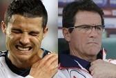 HLV Capello: Ước gì Ronaldo chấn thương nặng hơn