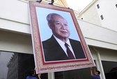 Cựu vương Campuchia Norodom Sihanouk qua đời ở Trung Quốc