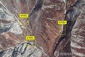 Triều Tiên khôi phục đường hầm thử nghiệm vũ khí hạt nhân