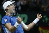 Chung kết Davis Cup: Tây Ban Nha tạm hòa CH Czech