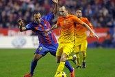 Chiến thắng 4 sao, Barcelona vững ngôi đầu