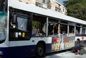 Bị đánh bom xe buýt, Israel không kích ồ ạt vào Dải Gaza