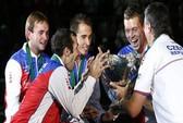 Stepanek thăng hoa, CH Cezch vô địch Davis Cup 2012
