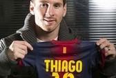 Con trai Messi chào đời