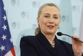 Ngoại trưởng Mỹ Hillary Clinton đổ bệnh
