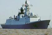 Trung Quốc tung tàu khu trục tối tân vào hạm đội Biển Đông