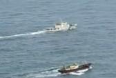 Hai tàu cá Trung Quốc bị bắt ở Argentina