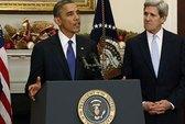 TT Obama chính thức bổ nhiệm ông Kerry làm ngoại trưởng Mỹ